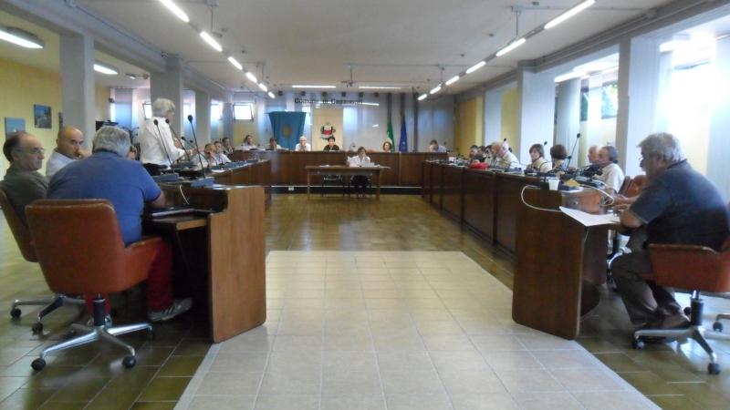 Consiglio comunale di Capannori.