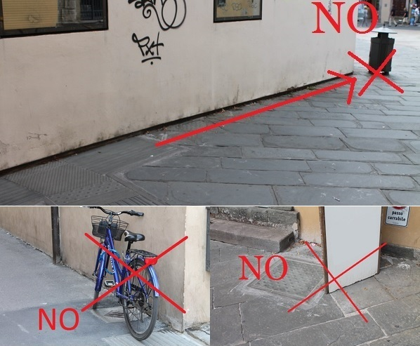 Lucca alla portata di tutti percorsi loges ignorati e biciclette