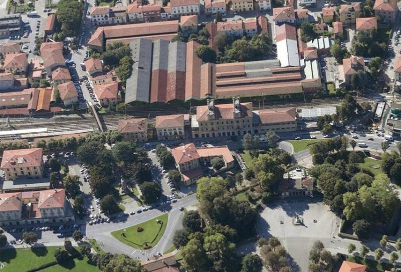 Ex officine lenzi laboratorio del master in architettura for Master architettura