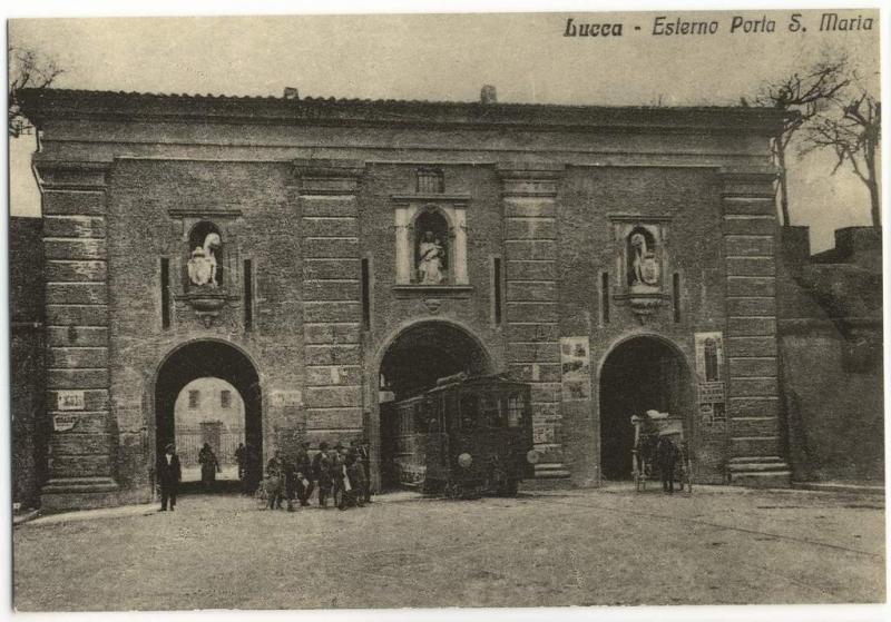Porta santa maria progettata dall 39 architetto cinese bresciani - Architetto porta ...