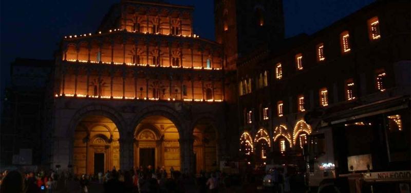 Processione verso il Duomo