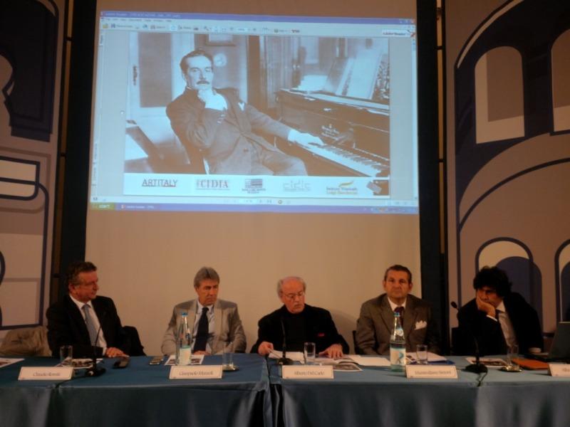 Romiti, Mazzoli, Del Carlo, Simoni, Veronesi