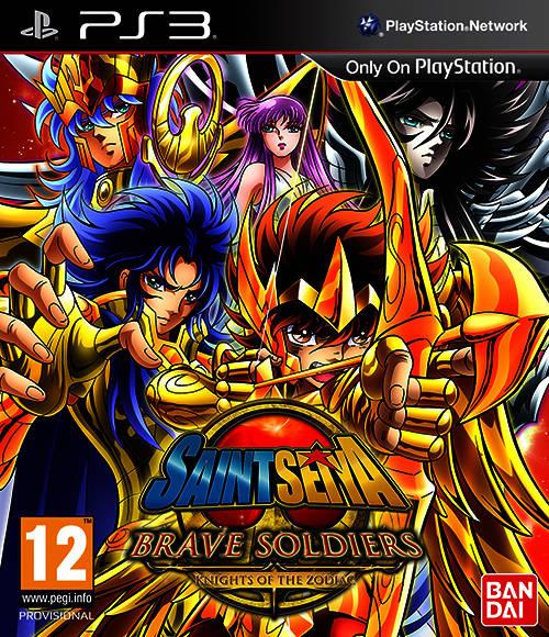 Kết quả hình ảnh cho Saint Seiya: Brave Soldiers cover ps3