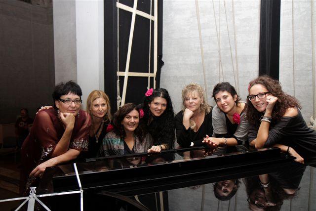 Un talk show con le organizzatrici del festival lucca jazz donna