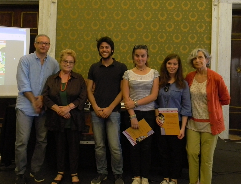Natalizi, Carlotti, Monteiro Martins, Bertellotti, Maurer, Tobino