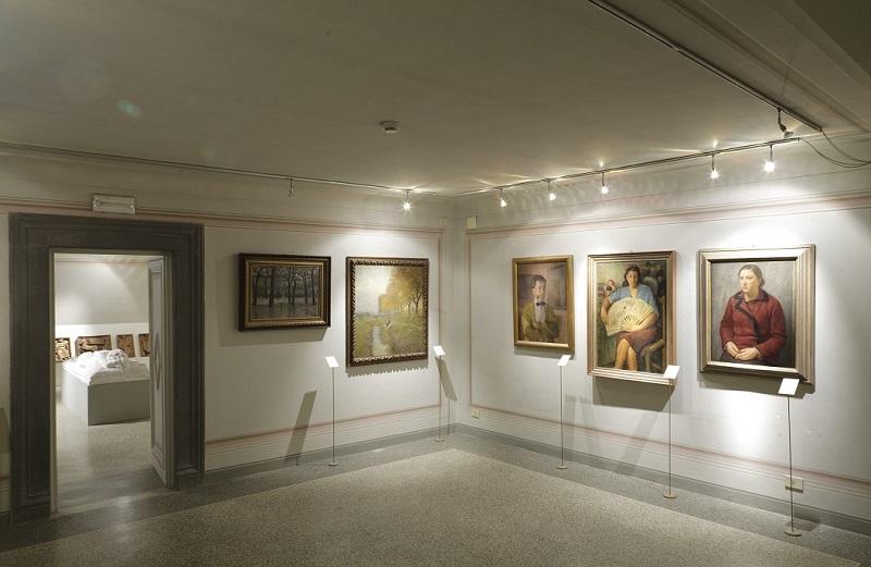 Sala 900 - Palazzo Mansi