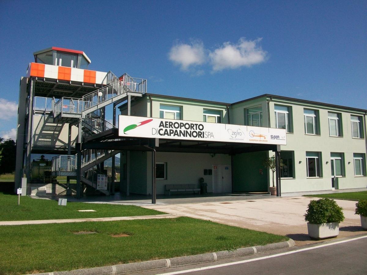 aeroporto di Capannori