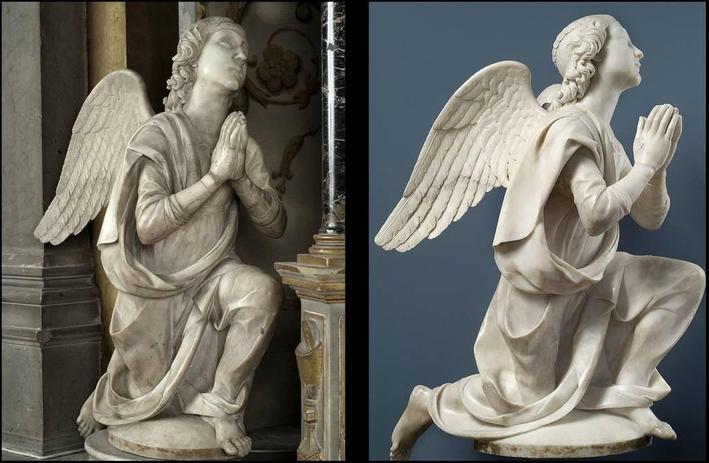 angeli di Matteo Civitali