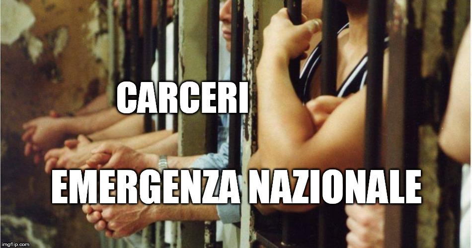 Carceri sovraffollamento