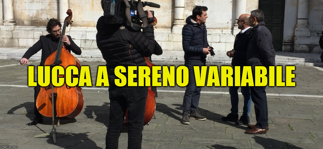 "LUCCA a ""SERENO VARIABILE"""
