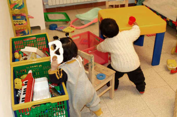 bambini asilo