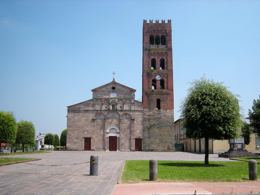 chiesa Capannori