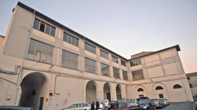 ex caserma Lorenzini