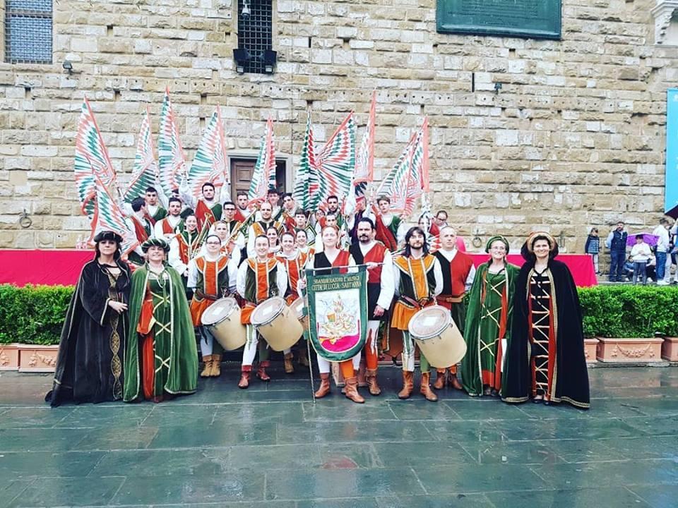 Sbandieratori e Musici Città di Lucca