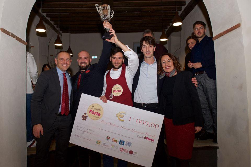 premiazione finale 2017