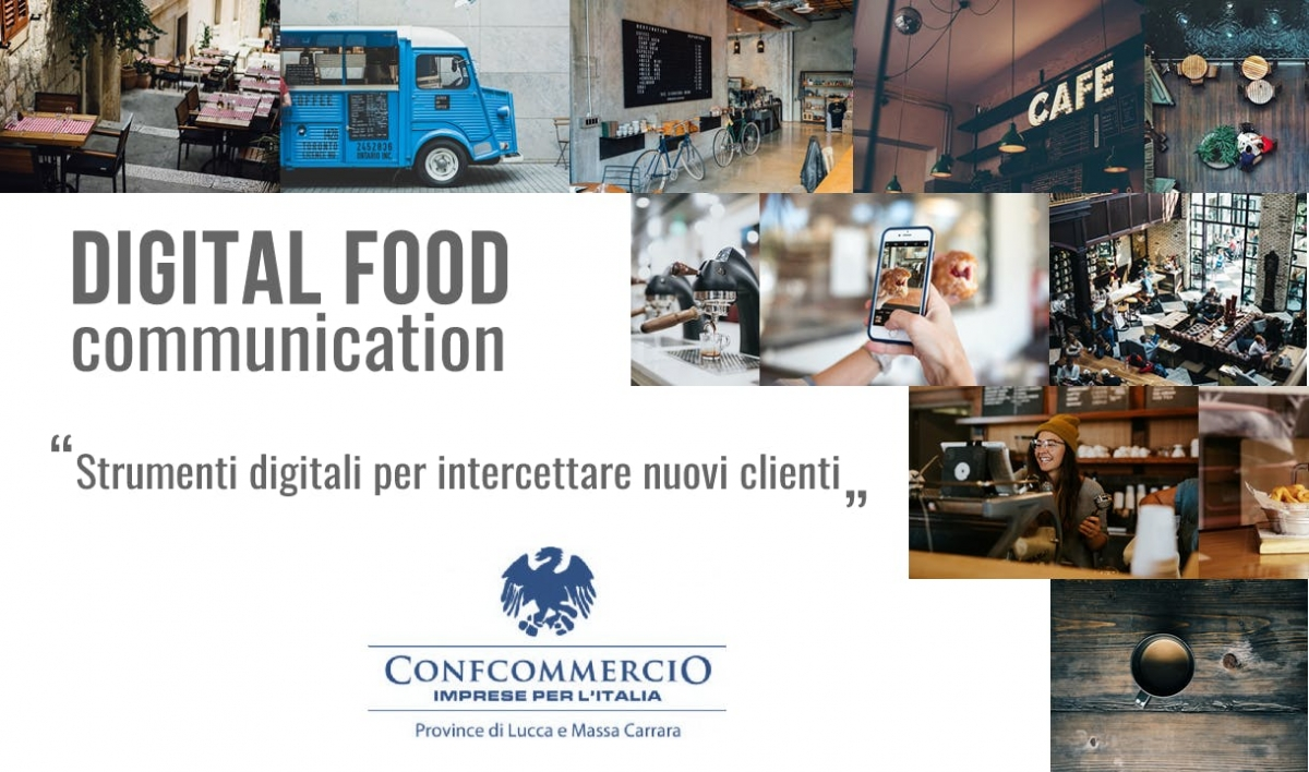 Digital food commuication