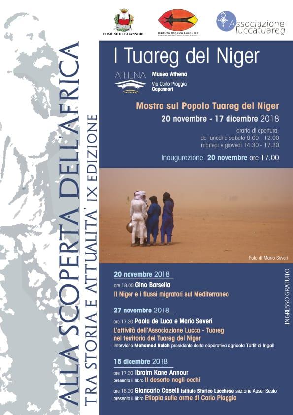 i tuareg del Niger