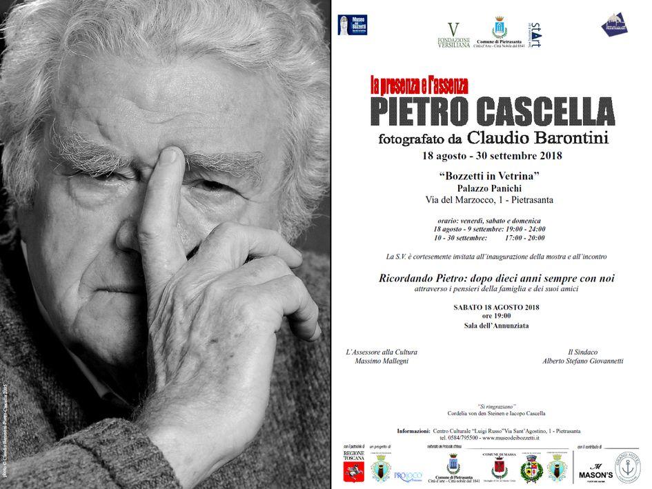 mostra Pietro Cascella