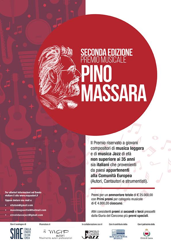 locandina Premio Massara