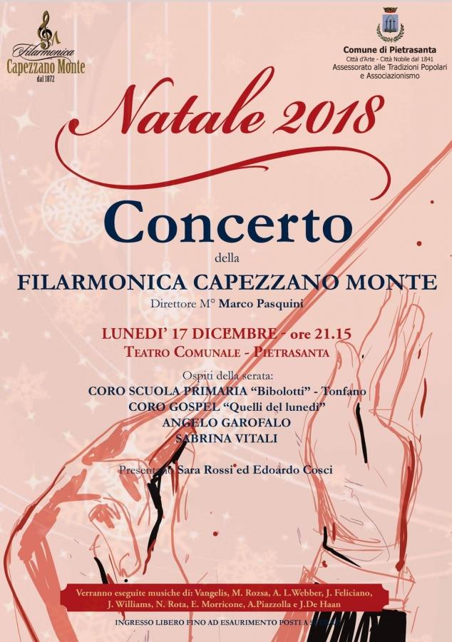 Concerto Capezzano Monte