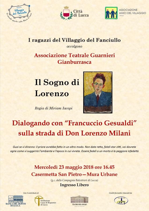 locandina dialongando con Francesco Gesualdi