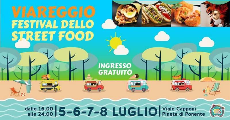 Viareggio Festival Street Food