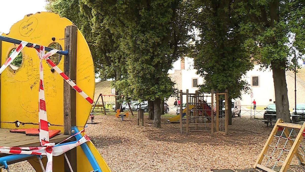 parco giochi San Donato