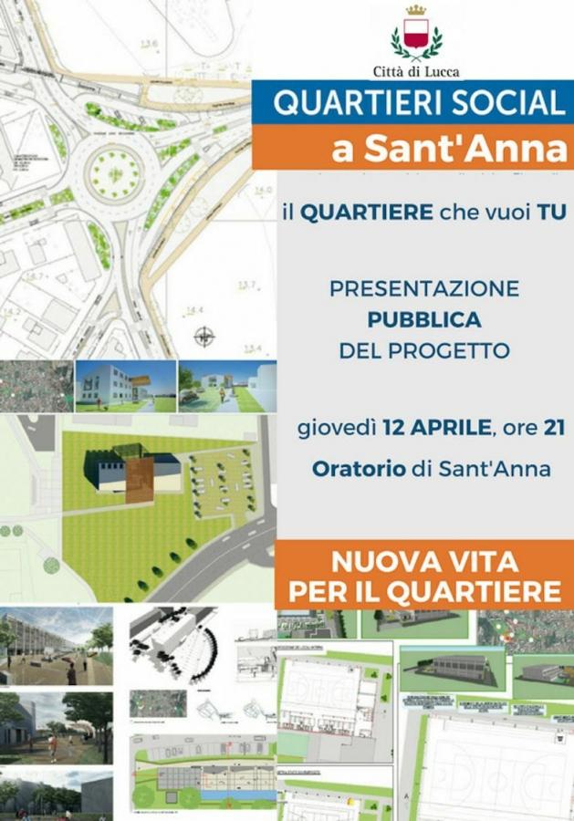 Quartieri social Sant'Anna