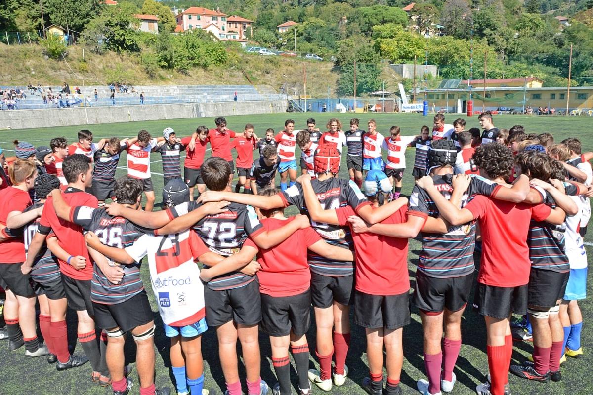 rugby lucca u 16