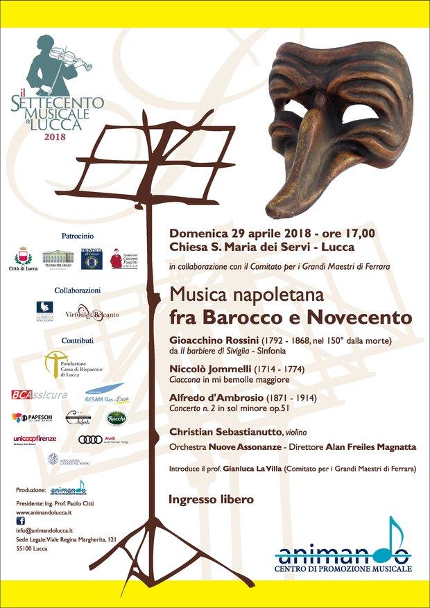 Musica Napoletana tra Barocco e Novecento