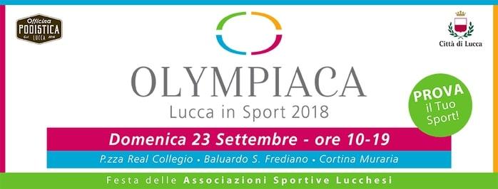 olympiaca 2018