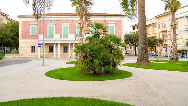 villa paolina